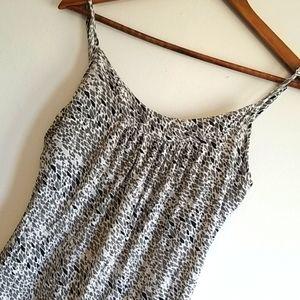 GEORGE women's animal print camisole